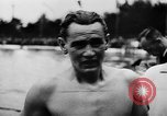 Image of swimming competition Germany, 1943, second 48 stock footage video 65675071389