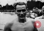 Image of swimming competition Germany, 1943, second 49 stock footage video 65675071389