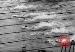 Image of swimming competition Germany, 1943, second 54 stock footage video 65675071389