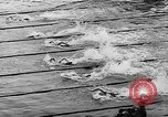 Image of swimming competition Germany, 1943, second 55 stock footage video 65675071389