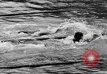 Image of swimming competition Germany, 1943, second 62 stock footage video 65675071389