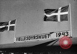 Image of agricultural show Bellahoj Denmark, 1943, second 2 stock footage video 65675071390