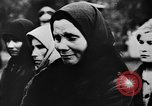 Image of funeral services Vinnitsa Ukraine Soviet Union, 1943, second 15 stock footage video 65675071392