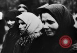 Image of funeral services Vinnitsa Ukraine Soviet Union, 1943, second 16 stock footage video 65675071392