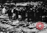 Image of funeral services Vinnitsa Ukraine Soviet Union, 1943, second 20 stock footage video 65675071392