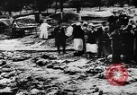 Image of funeral services Vinnitsa Ukraine Soviet Union, 1943, second 21 stock footage video 65675071392