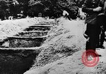 Image of funeral services Vinnitsa Ukraine Soviet Union, 1943, second 30 stock footage video 65675071392