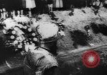 Image of funeral services Vinnitsa Ukraine Soviet Union, 1943, second 58 stock footage video 65675071392