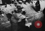 Image of funeral services Vinnitsa Ukraine Soviet Union, 1943, second 59 stock footage video 65675071392