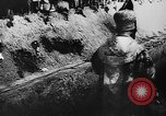 Image of funeral services Vinnitsa Ukraine Soviet Union, 1943, second 60 stock footage video 65675071392