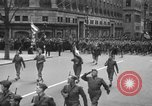 Image of Saint Patrick's Day New York City USA, 1941, second 7 stock footage video 65675071395