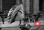 Image of Saint Patrick's Day New York City USA, 1941, second 13 stock footage video 65675071395