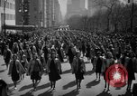 Image of Saint Patrick's Day New York City USA, 1941, second 20 stock footage video 65675071395