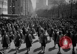 Image of Saint Patrick's Day New York City USA, 1941, second 21 stock footage video 65675071395