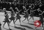 Image of Saint Patrick's Day New York City USA, 1941, second 30 stock footage video 65675071395