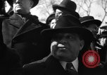 Image of Saint Patrick's Day New York City USA, 1941, second 34 stock footage video 65675071395