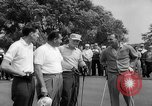 Image of golf match Akron Ohio USA, 1963, second 5 stock footage video 65675071405