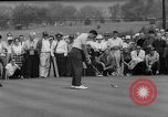 Image of golf match Akron Ohio USA, 1963, second 17 stock footage video 65675071405