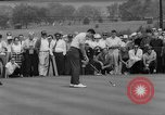 Image of golf match Akron Ohio USA, 1963, second 19 stock footage video 65675071405