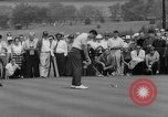 Image of golf match Akron Ohio USA, 1963, second 20 stock footage video 65675071405