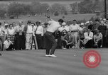 Image of golf match Akron Ohio USA, 1963, second 21 stock footage video 65675071405