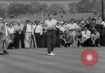 Image of golf match Akron Ohio USA, 1963, second 23 stock footage video 65675071405