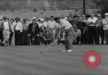 Image of golf match Akron Ohio USA, 1963, second 26 stock footage video 65675071405