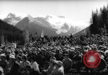 Image of Trans-Canada Highway opening Canada, 1962, second 11 stock footage video 65675071411