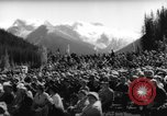 Image of Trans-Canada Highway opening Canada, 1962, second 12 stock footage video 65675071411