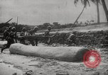 Image of Japanese troops occupying Port Blair, Andoman Islands Andaman Islands, 1942, second 33 stock footage video 65675071423