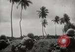 Image of Japanese troops occupying Port Blair, Andoman Islands Andaman Islands, 1942, second 51 stock footage video 65675071423