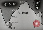 Image of Japanese troops Indian Ocean, 1941, second 19 stock footage video 65675071424