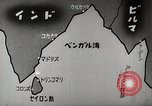 Image of Japanese troops Indian Ocean, 1941, second 23 stock footage video 65675071424