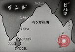 Image of Japanese troops Indian Ocean, 1941, second 25 stock footage video 65675071424