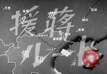 Image of Animated map showing paths of Japanese occupation Hanoi French Indochina, 1940, second 13 stock footage video 65675071426