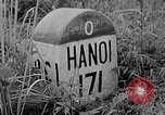 Image of Animated map showing paths of Japanese occupation Hanoi French Indochina, 1940, second 56 stock footage video 65675071426