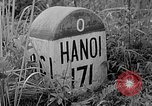 Image of Animated map showing paths of Japanese occupation Hanoi French Indochina, 1940, second 58 stock footage video 65675071426