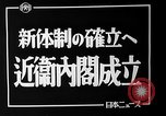 Image of Japanese dignitaries Japan, 1941, second 7 stock footage video 65675071427