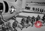Image of 82nd Airborne Division North Carolina United States USA, 1951, second 25 stock footage video 65675071429