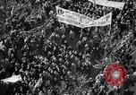 Image of rally for Perons Buenos Aires Argentina, 1951, second 20 stock footage video 65675071430