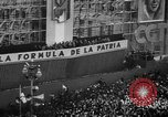 Image of rally for Perons Buenos Aires Argentina, 1951, second 24 stock footage video 65675071430