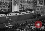 Image of rally for Perons Buenos Aires Argentina, 1951, second 25 stock footage video 65675071430