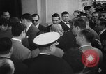 Image of rally for Perons Buenos Aires Argentina, 1951, second 30 stock footage video 65675071430