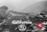 Image of aircraft crash California United States USA, 1951, second 3 stock footage video 65675071432
