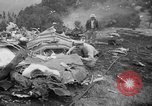 Image of aircraft crash California United States USA, 1951, second 10 stock footage video 65675071432