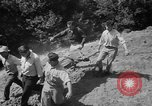 Image of aircraft crash California United States USA, 1951, second 38 stock footage video 65675071432