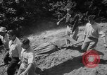 Image of aircraft crash California United States USA, 1951, second 39 stock footage video 65675071432