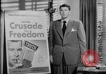 Image of crusade for freedom New York United States USA, 1951, second 13 stock footage video 65675071436