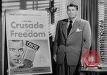 Image of crusade for freedom New York United States USA, 1951, second 14 stock footage video 65675071436