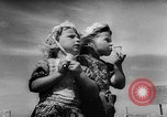Image of youngsters Holland Netherlands, 1955, second 35 stock footage video 65675071440